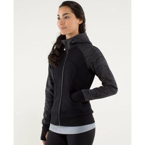 LULULEMON | scuba hoodie sweatshirt top stretch